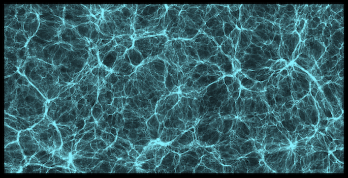 large scale universe From the large-scale universe to the milky way astronomers learn about the universe from studying galaxies and stars of different ages this paper contains.